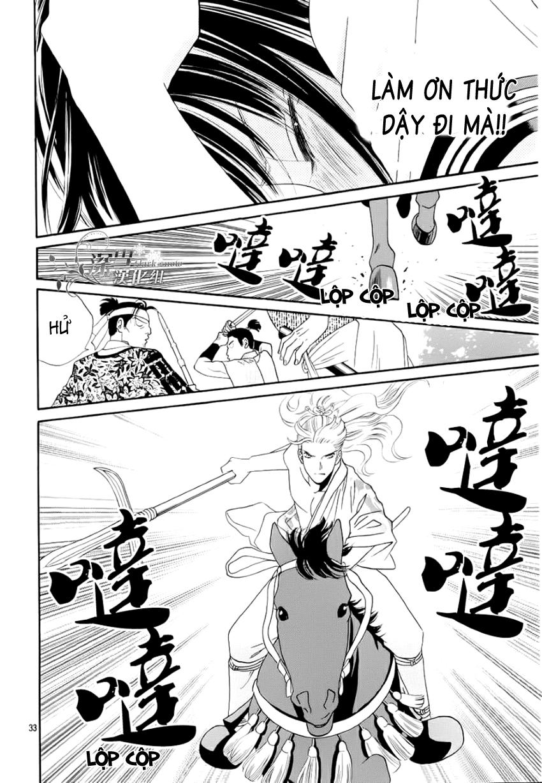 Sakura Juyushi chap 1 - Trang 30