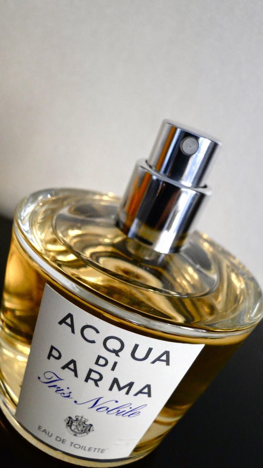 Parfum Italie Iris