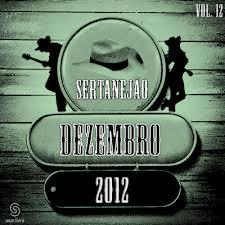 CD  Sertanejão Vol.12 – Dezembro 2012