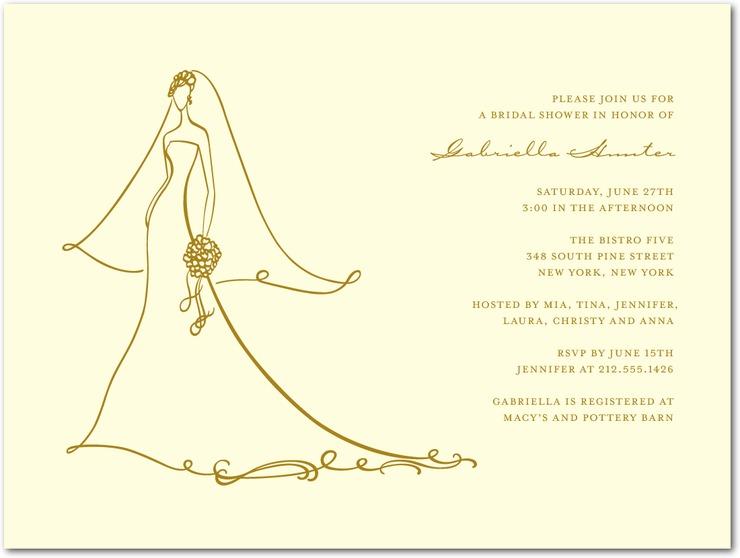 Bridal Shower Invitation Cards ~ Unique Wedding Ideas and ...