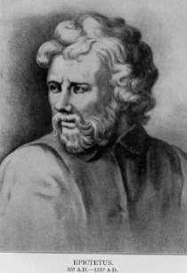 Frases do filosofo Epiteto palavras filosoficas
