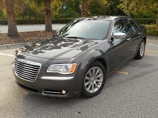 Direto dos EUA - Viajamos pela Flórida abordo do Chrysler 300C