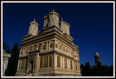 Manastirea Curtea de Arges-The Cathedral of Curtea de Argeş