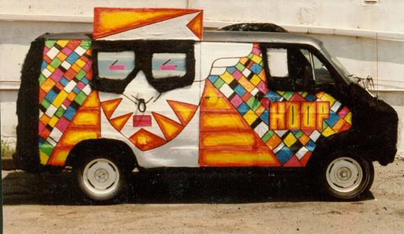 HOOP SPHINX art van