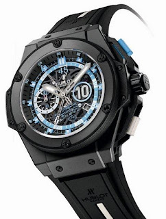 Montre Hublot King Power Maradona cramique rfrence 716.CI.1129.RX.DMA11