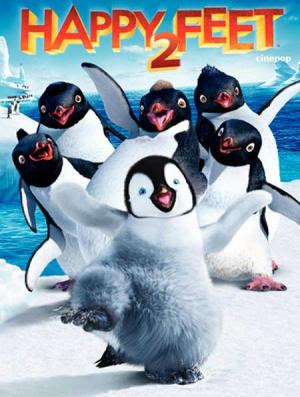 Capa - Happy Feet 2: O Pinguim