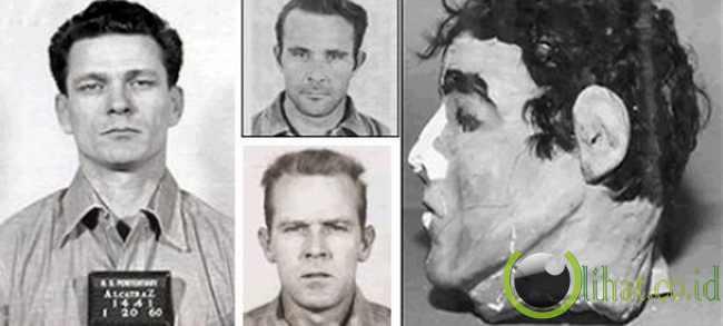Tidak pernah ada laporan mengenai tahanan yang kabur