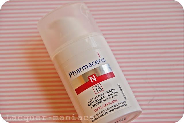 Recenzja gościnna: Pharmaceris N Intensywny krem redukujący cienie i worki pod oczami
