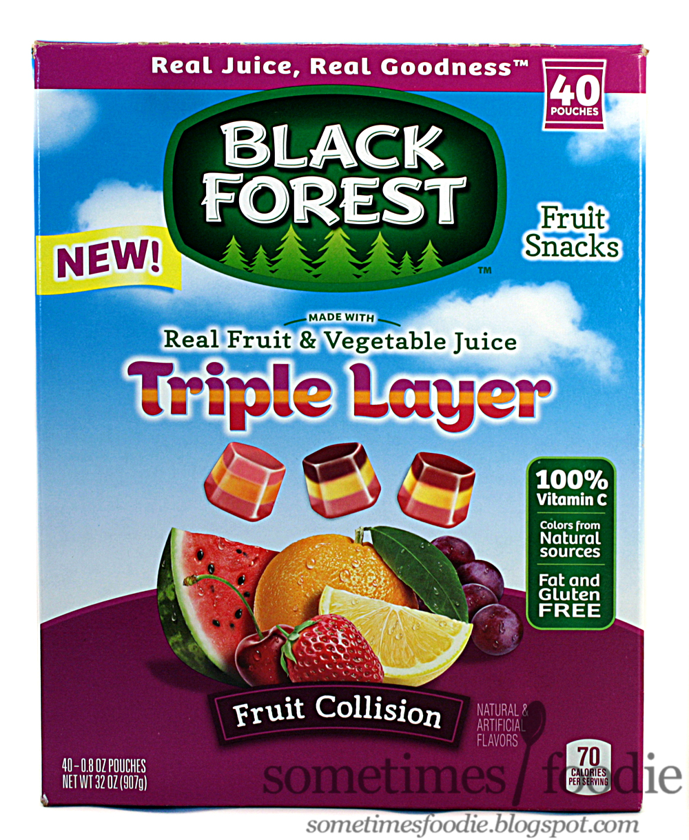 black forest fruit snacks avocado fruit or vegetable