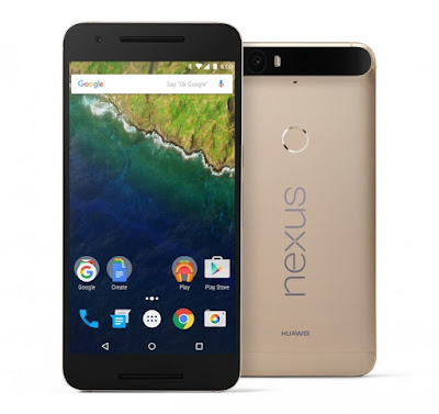 Nexus 6P Special Edition Launched in India @ Rs.1000 Extra