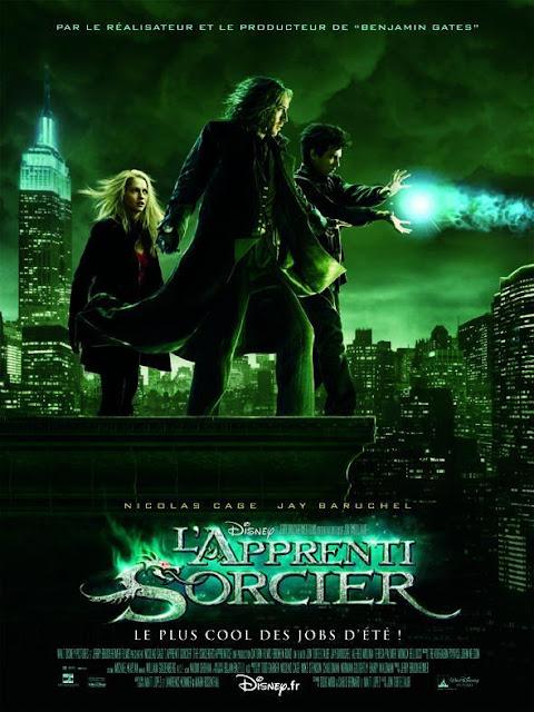 The Sorcerer's Apprentice ศึกอภินิหารพ่อมดถล่มโลก - ดูหนังออนไลน์ HD ฟรี | ดูหนังใหม่ | ดูหนัง HD | ดูหนังฟรี