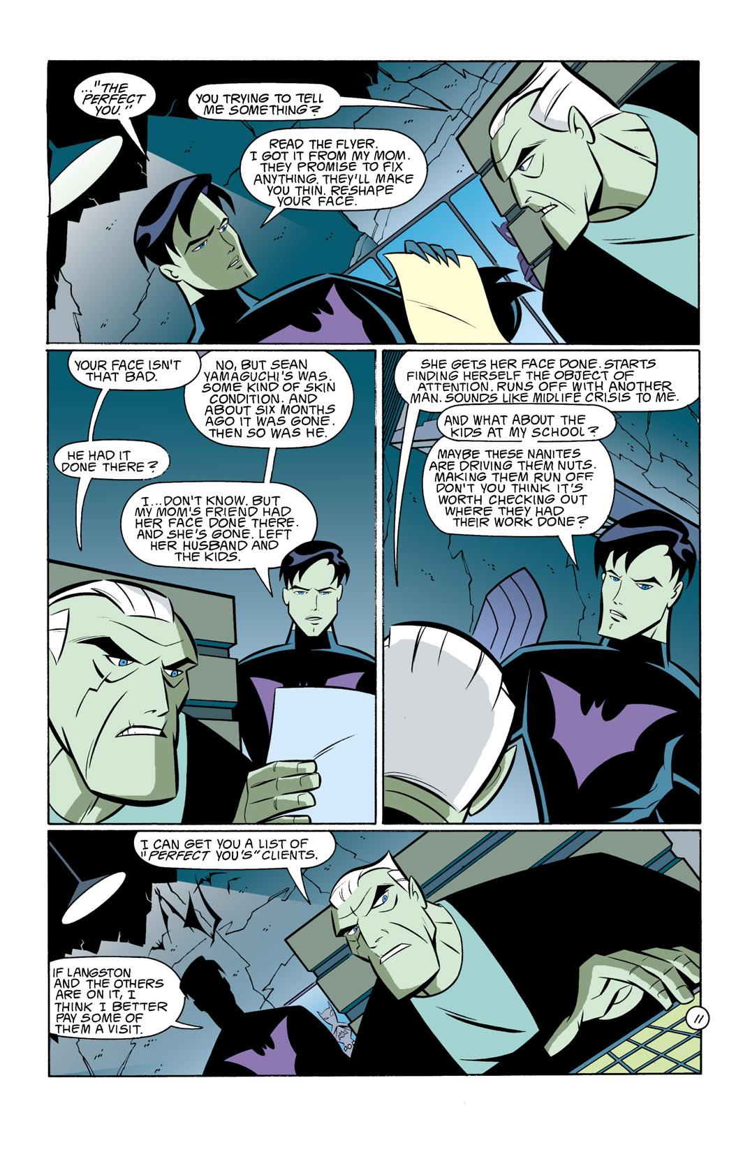 Batman Beyond [II] Issue #11 #11 - English 12