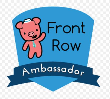 Front Row Ambassador