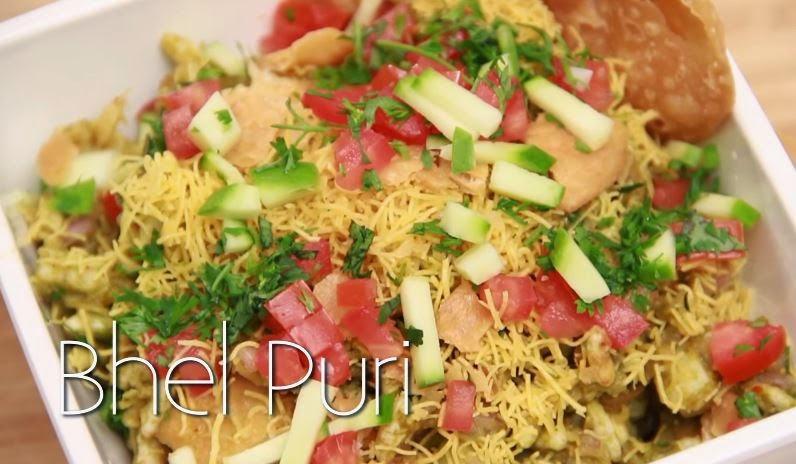 bhelpuri snack