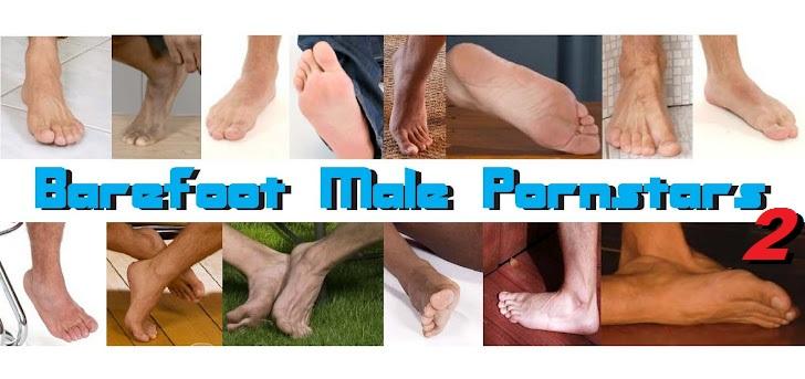 Barefoot Male Pornstars 2
