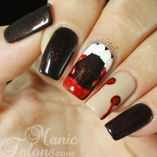 Vampire Manicure