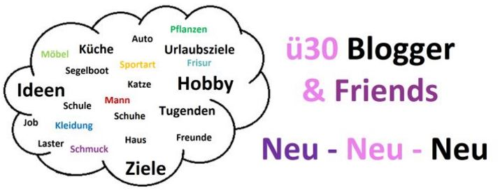 Neu Aktion vom U30 Blogger-Forum & Friend