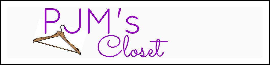 PJM's Closet