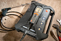testo 350 portable emission analyzer