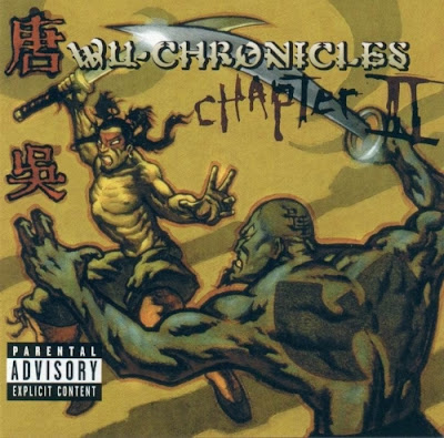 Wu-Tang Records Presents – Wu-Chronicles Chapter II (CD) (2001) (FLAC + 320 kbps)