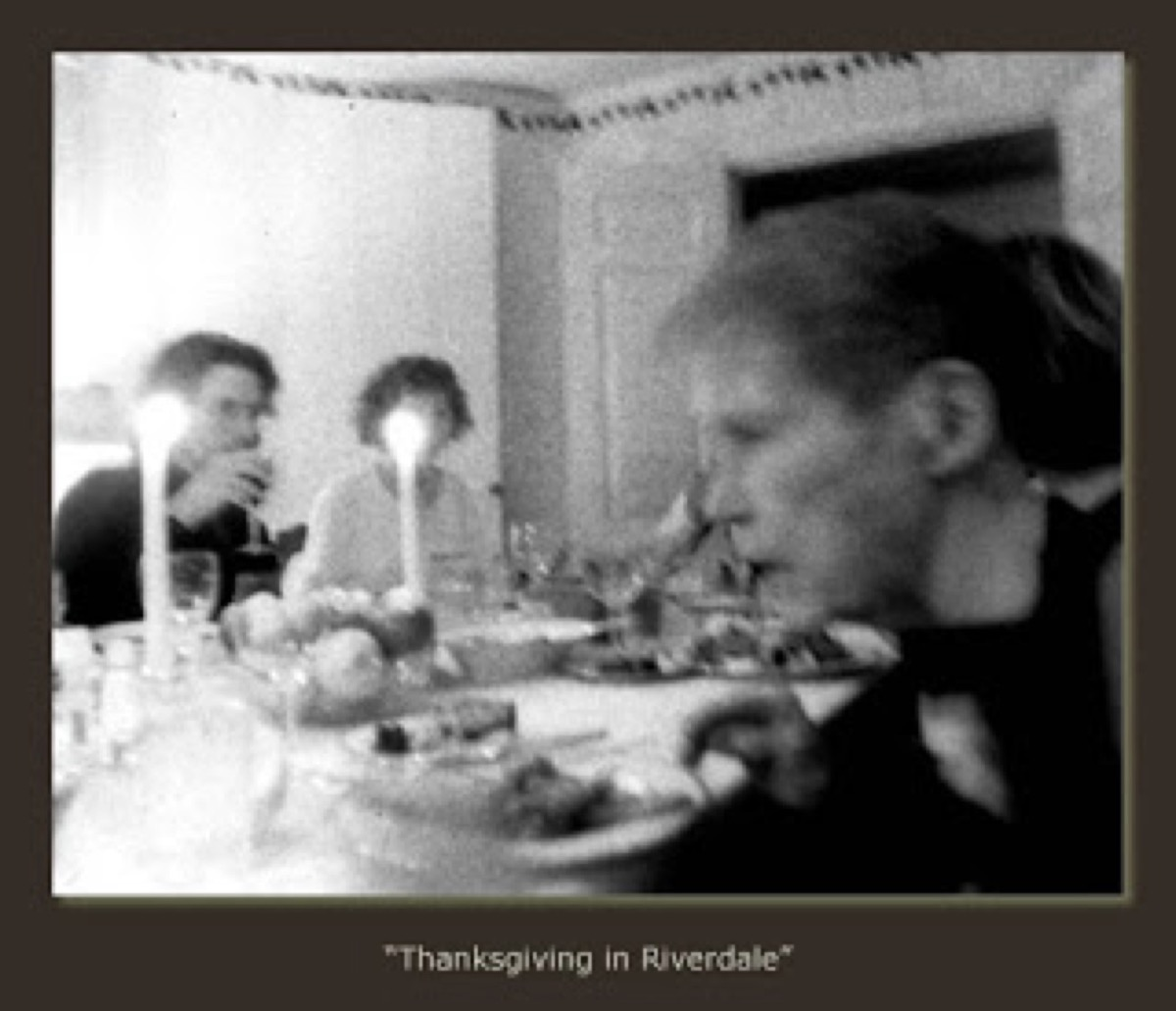 """THANKSGIVING IN RIVERDALE"""