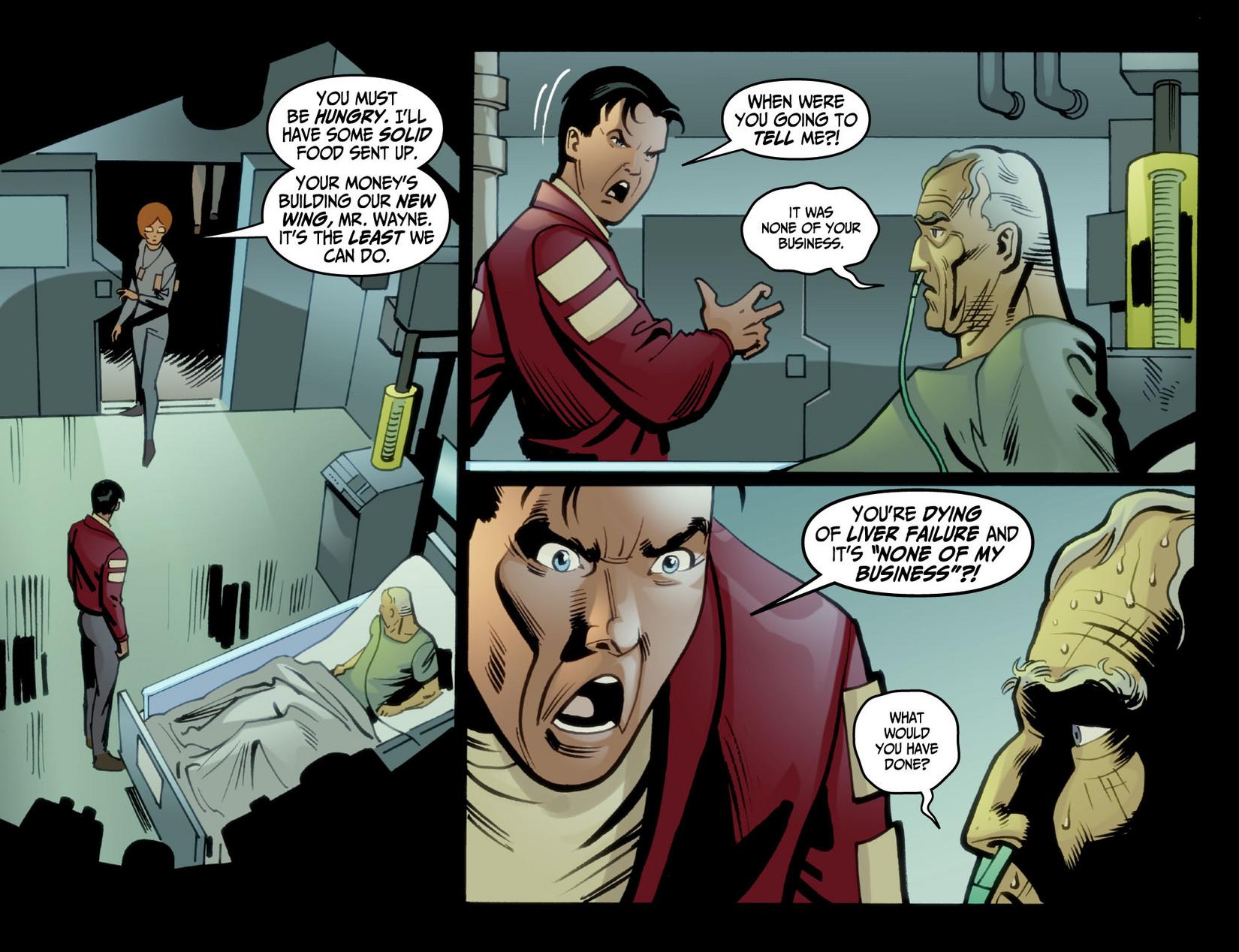 Batman Beyond (2012) Issue #11 #11 - English 9