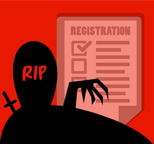How Traditional user registration might kill your website!!