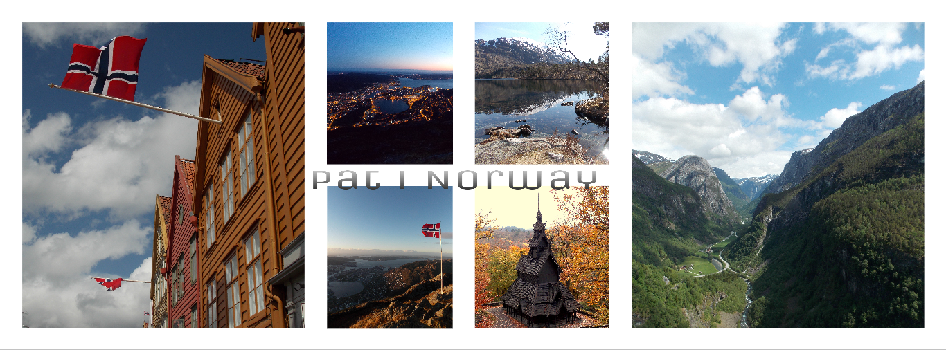Pat i Norway!