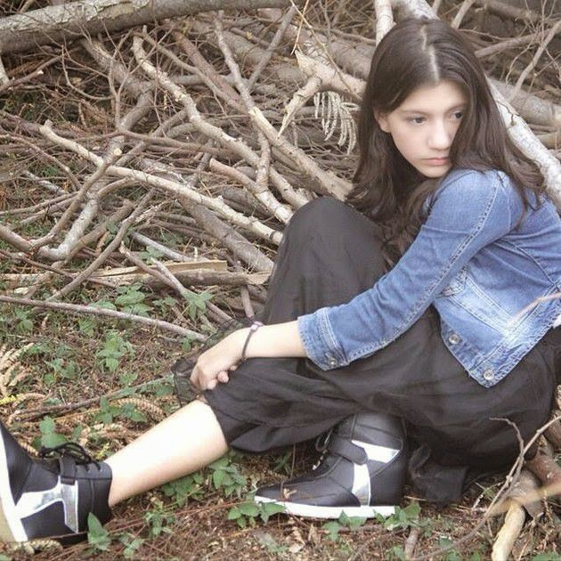 Foto Profil Biodata Cassandra Sheryl Lee Pemeran Jilbab In Love