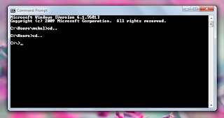 How to Change the Color of Command Prompt in Windows 7 -1