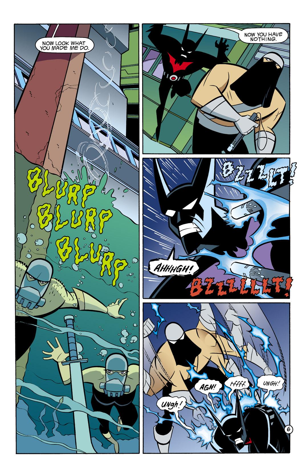 Batman Beyond [II] Issue #9 #9 - English 7