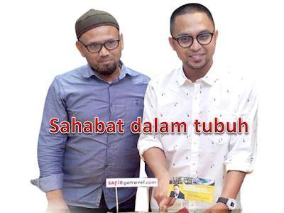 Lirik Lagu - Sahabat Dalam Tubuh - Mawi ft Filsuf