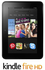Amazon Readying The New Line of Kindle Fire HD for the Holiday Season