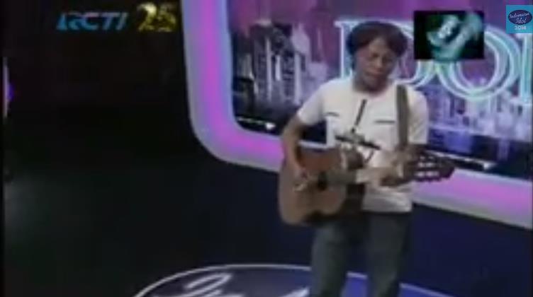 Pujiono - Manisnya Negeriku ( Indonesian Idol )