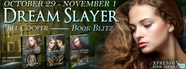 Dream Slayer by Jill Cooper