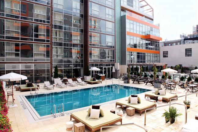 Williamsburg Brooklyn Hotels - King & Grove