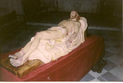 Cristo de la buena Muerte. Beniel (MURCIA)