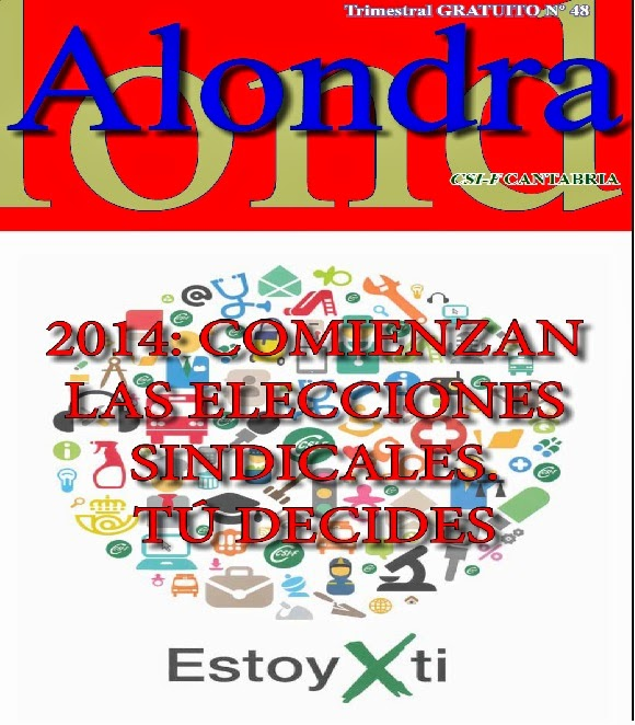 Revista Alondra nº 48- Invierno 2013/14
