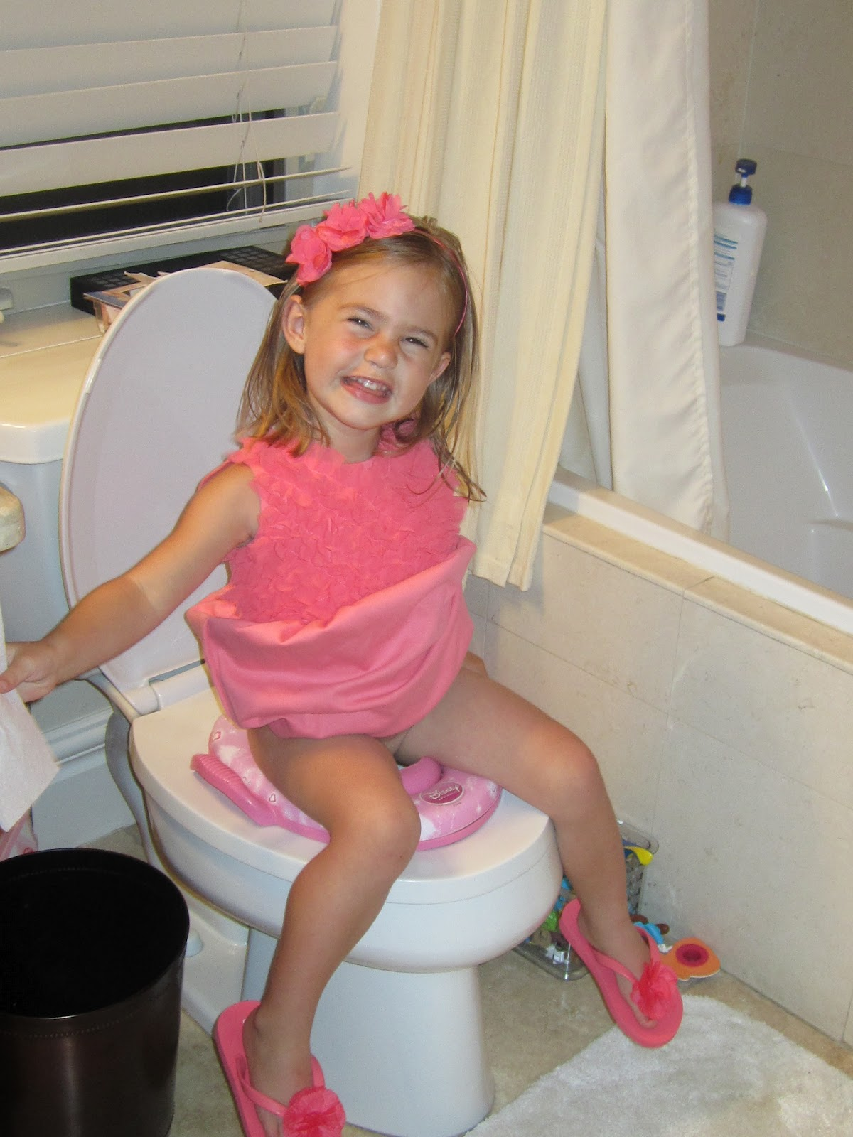 Potty training pooping in diaper junction
