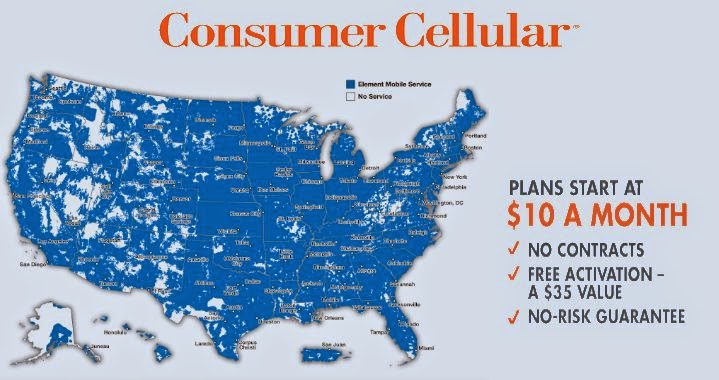 Best cell phone coverage new york
