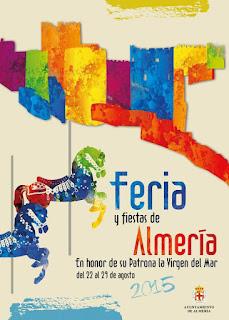 Almería - Feria 2015 - Luz Valera (Área de Cultura)