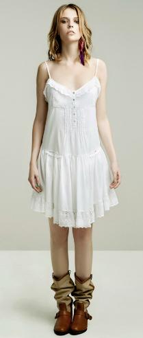 vestidos blanco 2011