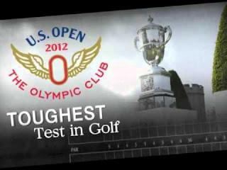 US Open Golf 2012