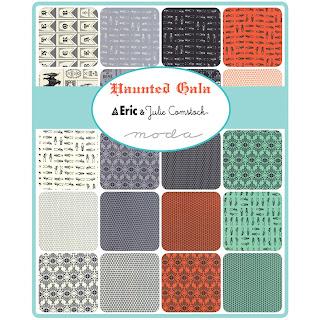 Moda HAUNTED GALA Fabric by Eric & Julie Comstock for Moda Fabrics