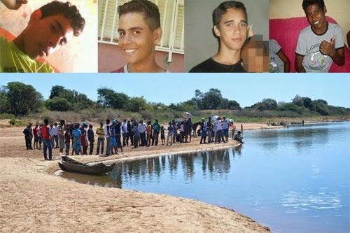 E a tragédia se repete no Rio São Francisco, seis jovens morrem afogados