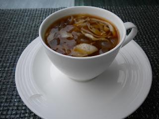Bajigur, resep Bajigur, cara membuat Bajigur, Bajigur seger