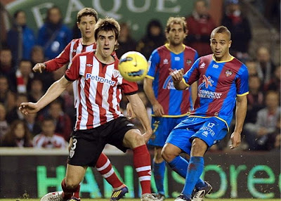 Athletic Bilbao 3 - 0 Levante (2)