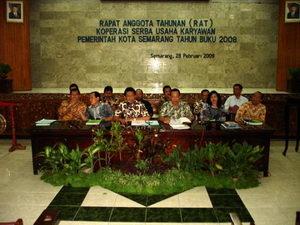 Dinas Koperasi Dan UMKM Kota Semarang