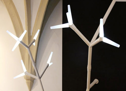 Modular Lighting System Of Plant Roots Home Design Interior Design Furniture