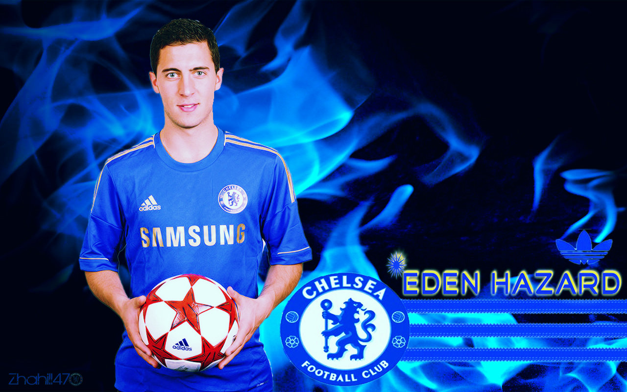 Eden Hazard New HD Wallpapers 2013-2014